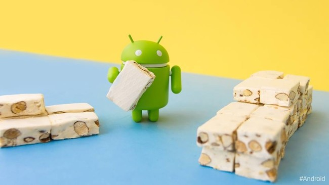Android 7.1 Nougat Developer Preview 2 ya disponible para los Nexus 6P, 5X, 9 y Pixel C