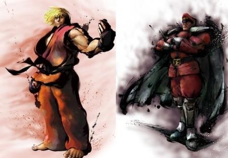'Street Fighter IV' a ritmo de Faith No More
