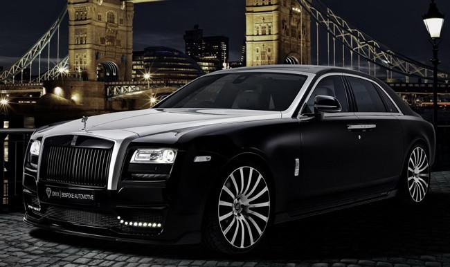 Onyx Concept Rolls-Royce Ghost