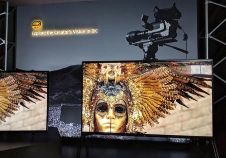 ¿Un monitor gaming a 8K y con soporte para 120 Hz? Este podría ser el próximo desarrollo de Sharp, aunque aún tardaría en llegar