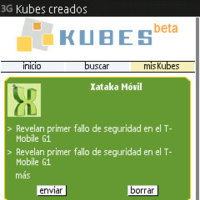 Internet personal con Kubes.mobi