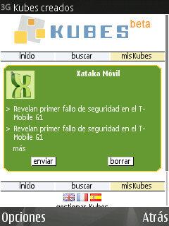 Internet personal con Kubes.mobi