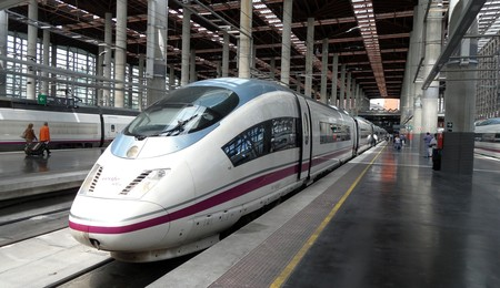 Ave Renfe Serie 103