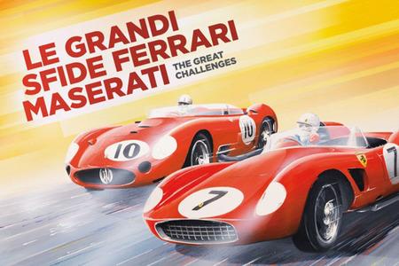 Los grandes desafios Ferrari-Maserati. Exhibición en el Museo Casa Enzo Ferrari