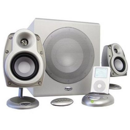 Klipsch iFi, 200 watios para el iPod