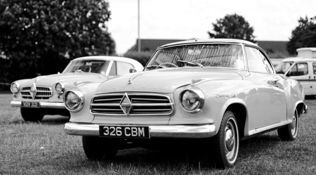 Borgward Isabella Coupe (1958 - 1961)