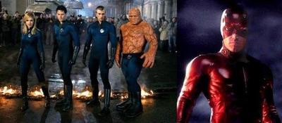 Cambios en los reboots de 'Los 4 Fantásticos' y 'Daredevil'