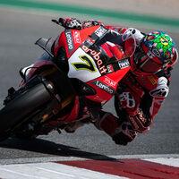 Chaz Davies seguirá corriendo en Superbikes en 2021 con una Ducati Panigale V4 R del Go Eleven