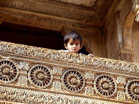 Los havelis de Jaisalmer