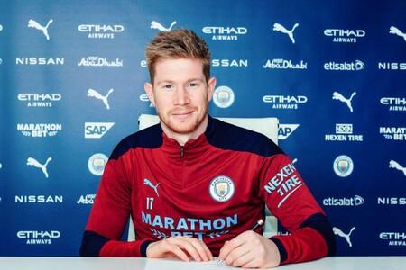 Las estrellas del fútbol ya no solo renuevan por el dinero: De Bruyne contrató a analistas de datos para valorar su futuro en el Manchester City