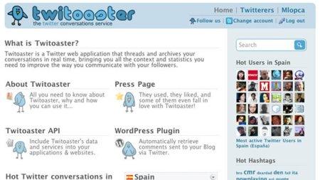 Twitter contrata al creador de Twitoaster: ¿Mejoras en la web próximamente?