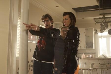 Mila Jovovich Y Paul W S Anderson