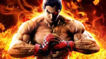 Tortazos, fuego y magma en la espectacular intro de Tekken 7