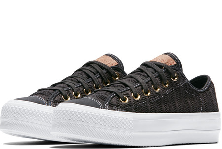 Chuck Taylor All Star Lift Herringbone Mesh