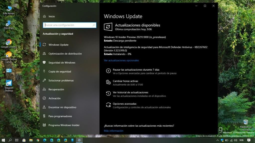 Microsoft lanza la Build 20211: ya es probable entrar a los archivos de Linux℗ en el subsistema de Windows