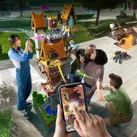"""'Minecraft Earth' ya se puede descargar gratis en México para Android: así funciona el 'Pokémon Go' con """"cubitos"""""""