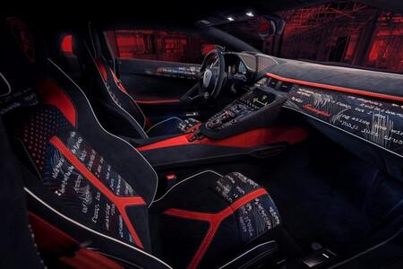Lamborghini Aventador S Por Yohji Yamamoto 1