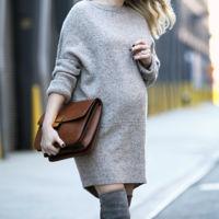 Embarazada y con estilo ¡en invierno también es posible!