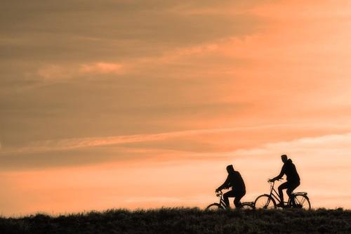 Salir cada día con bicicleta, aunque estés de vacaciones: una forma de explorar