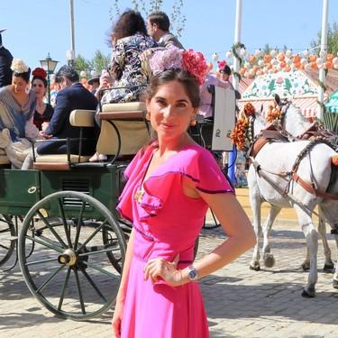 Así visten famosas e influencers para la Feria de Abril de Sevilla: los mejores looks de los últimos años