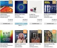 Cinco servicios de descarga de música HD que tienes que probar sí o sí