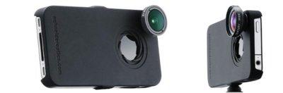 iPro Lens, propone dos lentes más para el iPhone 4 / 4S