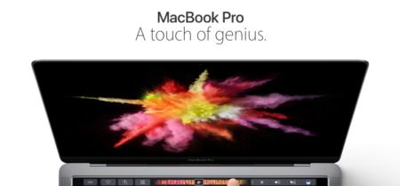 Así aprovecharán las aplicaciones la Touch Bar del nuevo MacBook Pro