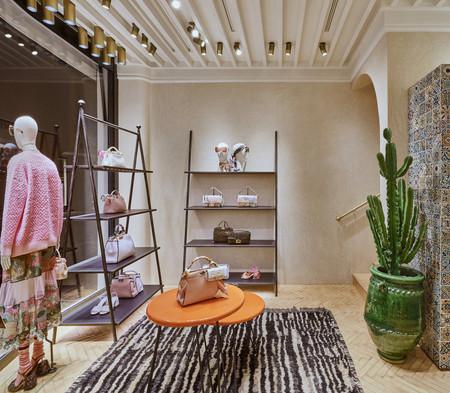 Espacios que inspiran: la nueva boutique de Fendi en Puerto Banús inspirada en el estilo marroquí