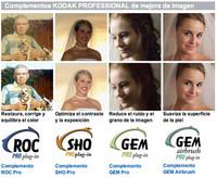 Kodak actualiza sus plugins profesionales
