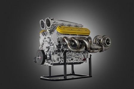 Hennessey Venom F5 Motor
