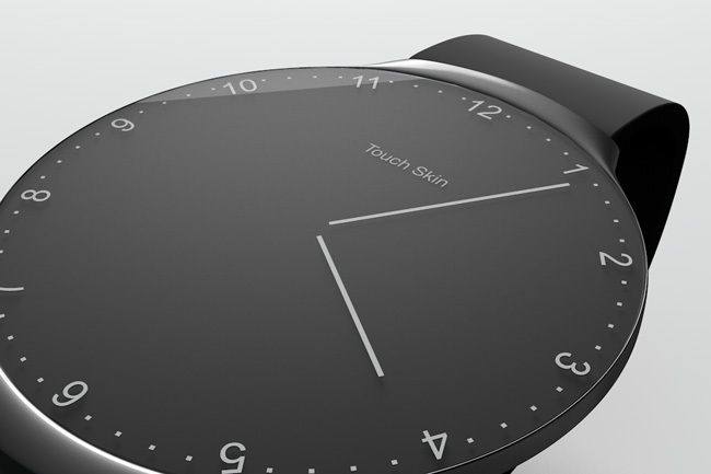 reloj touch skin 2