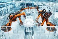 UNAM diseña software para control de robots industriales