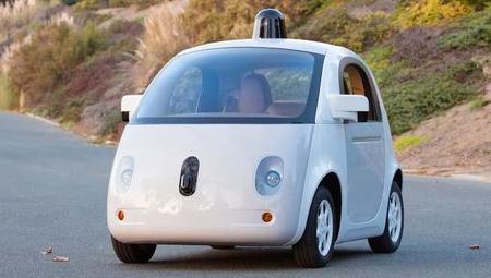 Google presenta su auto futurista que no cuenta con un volante