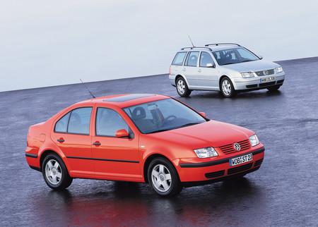 Volkswagen Bora 1998 1600 03