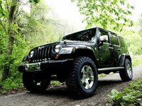 Jeep Wrangler Ultimate Concept