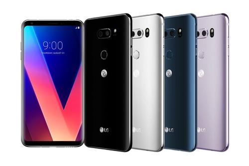 LG V30: el otro buque insignia de LG por fin llega a Europa