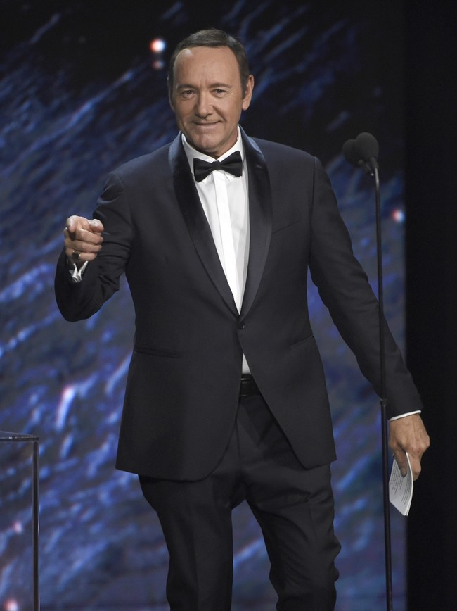 Kevin Spacey Acoso 2