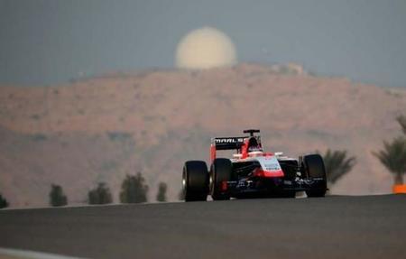 En Marussia culpan a un troyano de sus problemas en Bahrein