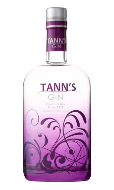 Tann's Gin, medalla de oro 2010 The Spirits Business para una ginebra catalana