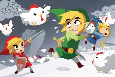 Zelda 30 Aniversario 22