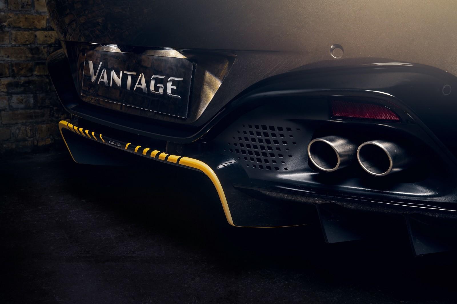 Foto de Aston Martin Vantage y DBS Superleggera 007 Edition (20/39)