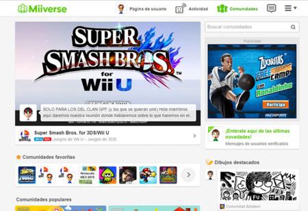 ¡Entra a Miiverse! La red social de Nintendo se ha renovado y luce muy bien
