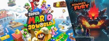 Jugamos 'Super Mario 3D World + Bowser's Fury': ahora con multijugador en línea y con una expansión llena de sorpresas
