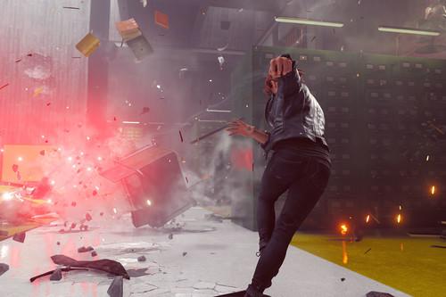 Hemos jugado a Control, el nuevo metroidvania de Remedy con unos poderes sobrenaturales de lo más destructivos