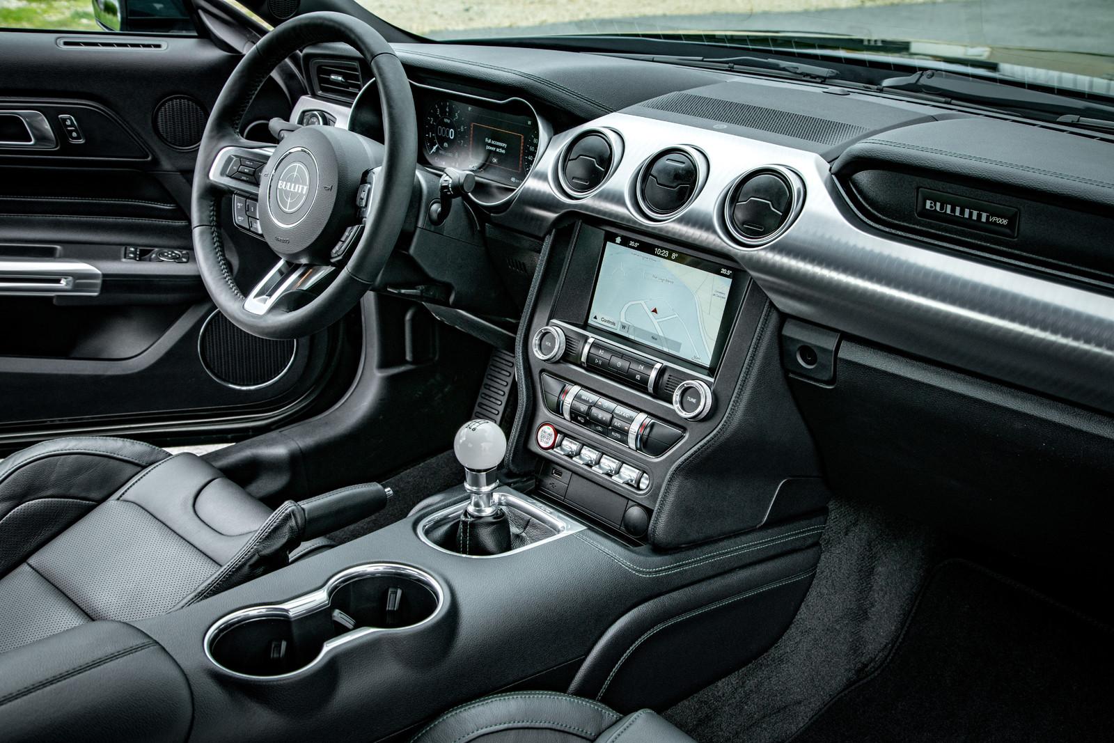 Foto de Ford Mustang Bullitt (prueba) (38/45)