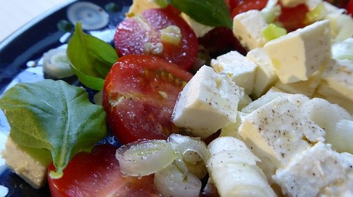 Cenas proteicas, rápidas y fáciles: Pollo a la plancha con queso feta (II)