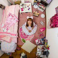 20 fotografías de habitaciones como testimonio de la diversidad del mundo que nos rodea