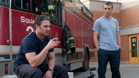 'Chicago Fire', esta serie ya la he visto