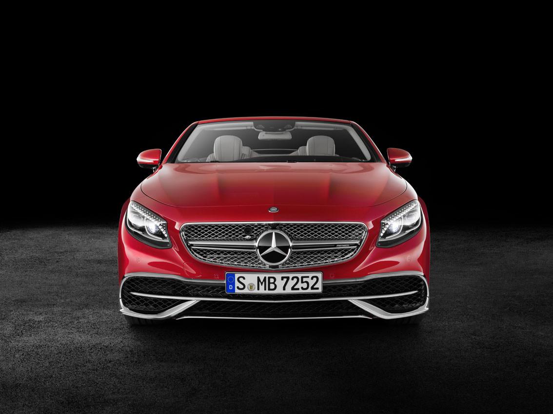Foto de Mercedes-Maybach S 650 Cabrio (16/37)