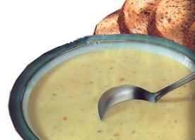 La leyenda de la sopa